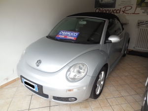 NEW BEETLE CABRIOLET 1.9 TD ANNO 2008