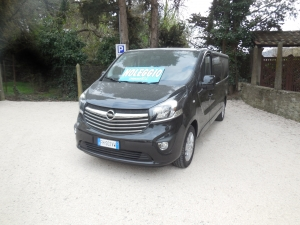 OPEL VIVARO  1.6  BITURBO  145  CV  ANNO 2017  FULL OPTIONAL