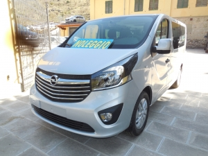 OPEL VIVARO  1.6  BITURBO  125 CV   ANNO 2017  FULL OPTIONAL