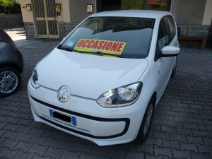 VOLKSWAGEN UP MOVE 5 PORTE  BENZINA/METANO ANNO 2014