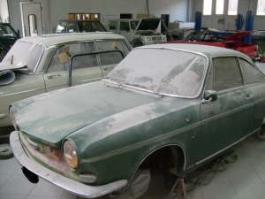SIMCA 1000 COUPE'  ANNO 1966 DA RESTAURARE